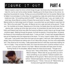 Marcel imagine Part 4 - just sayin...it would've been a LOT better if they had put (y/n) in it...just sayin