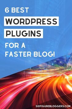 Here are the top WordPress plugins to improve your site speed. Wordpress For Beginners, Blogging For Beginners, Business Tips, Online Business, Business Opportunities, Web Design, Blog Design, Thing 1, Wordpress Plugins