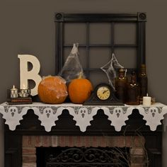 Graduation Signs Discover The Holiday Aisle Ghost Mantle Scarf Cute Halloween Costumes, Halloween Home Decor, Diy Halloween Decorations, Holidays Halloween, Spooky Halloween, Halloween Crafts, Halloween Ideas, Fall Decorations, Halloween Party