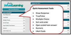 InfuseLearning- A Wonderful Student Response Tool ~ Educational Technology and Mobile Learning