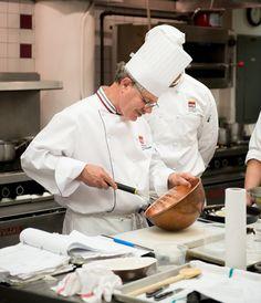 ICE Chef Instructor Sam Kadko - Culinary Arts - Culinary School - Meet the Chefs
