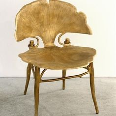 My jaw dropped open when I saw this. (Designed by Francois-Xavier & Claude Lalanne French 1960s)