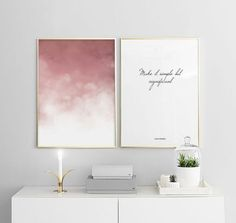 Don Draper - 50x70Pink Clouds - 50x70...