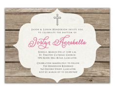 the 198 best christening baptism invitations images on pinterest