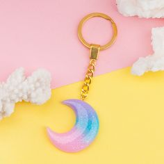 *Free Shipping* Doreen Box Resin Keychain & Keyring