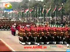 India's Military, Security Displays & Ceremonies at the Republic Day Par...