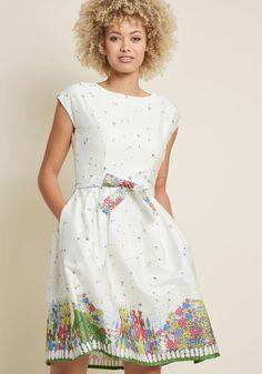 Palava Sartorial Storyline A-Line Dress in Garden
