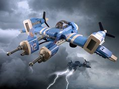 T-160 Thunderbird by JonHall18, via Flickr