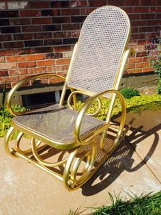 Bentwood Rocking chair available in any color combo!
