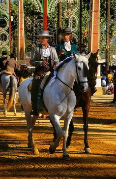 Feria del Caballo - Jerez Horse Fair by Dominic's pics