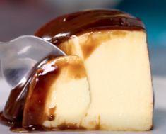 Depois que você aprender a fazer esse pudim de leite ninho com calda de Nutella, sua vida nunca mais será a mesma! Other Recipes, Sweet Recipes, Flan, Delicious Desserts, Yummy Food, Nutella, Portuguese Recipes, Dessert Drinks, Cookie Desserts