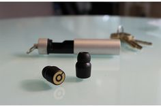 Earin wireless headphones