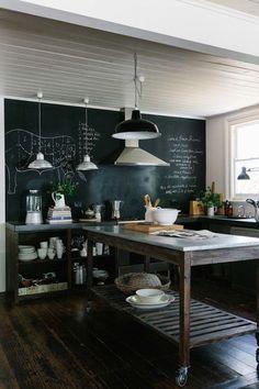 My dream holiday home (and garden room)! Photo - Marnie Hawson. Interior design: Lynda Gardener. The White House Daylesford.