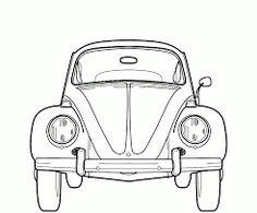 Coloriage voiture coccinelle a imprimer gratuit - Dessin coccinelle vw ...