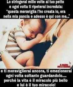 Il diario della Mamma - Progetto Mamma Verona, I Love My Son, Mamma Mia, Thing 1, Super Quotes, Pro Life, Family Love, Funny Babies, Best Quotes