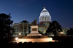Still complaining about hanging those lights on your roof? You should see ours! Bring the whole family to see Christmas lights at the capitol in Little Rock.
