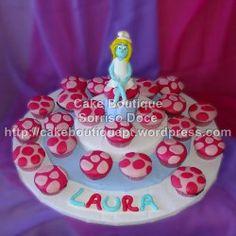 Estrunfina Cupcakes