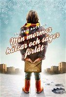We love this book but prefer the  Swedish cover shown here.