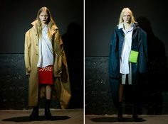 For Fall/Winter 2015/16, VETEMENTS offers up an array of staples in luxury, a market that is usually predictable and has been heating up since VETEMENTS hit.