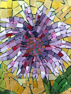 Flower Bouquet » Major Mosaics