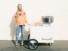 Bon Puf organic cotton candy