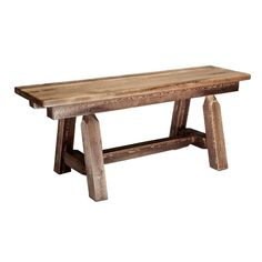 Outdoor Montana Woodworks Homestead Collection Plank Style Bench The post Outdoor Montana Woodworks Homestead Collection Pla… appeared first on Pinova - Woodworking Used Woodworking Tools, Woodworking Workbench, Woodworking Supplies, Woodworking Projects, Woodworking Classes, Wood Projects, Woodworking Equipment, Woodworking Inspiration, Popular Woodworking