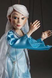 Puppen & Zubehör Prague Gaudeo Czech Handcrafted Puppet King & Queen Marionette Puppets