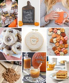 Mood Board Monday: Pumpkin Spice (http://blog.hgtv.com/design/2014/10/06/mood-board-monday-pumpkin-spice/?soc=pinterest)