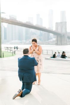 Brandon & Lisa's Brooklyn Proposal