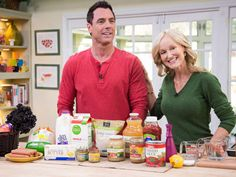 Home & Family - Recipes - Sophie Uliano's Veggie Wash/Cleaning Recipes | Hallmark Channel
