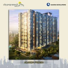 Adarsh Premia by Adarsh Developers, Residential Project in Kadirenahalli, Bangalore, India. For more info Plz. visit http://www.citypropsearch.com/projects/Adarsh-Premia-by-Adarsh-Developers--Residential-Project-in-Bangalore/379589978387956390.html or Call 18001033992. — at kadirenahalli .