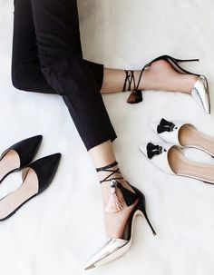 Sometimes, the boldest shoe is the clear choice. Find the perfect pair on…