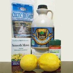 The lemonade diet/master cleanse! Highly recommend to kicks start weight loss and healthy eating! Tried and true! :)