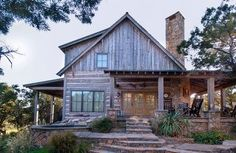 Texas vacation cabin - rustic - exterior - other metro - Trestlewood