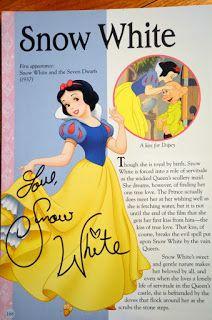 WDW Hints: My favorite Autograph Book idea...