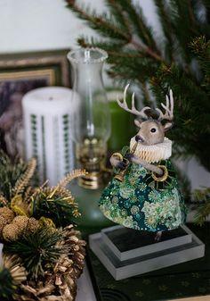 Deer by LiaSelina.deviantart.com on @DeviantArt