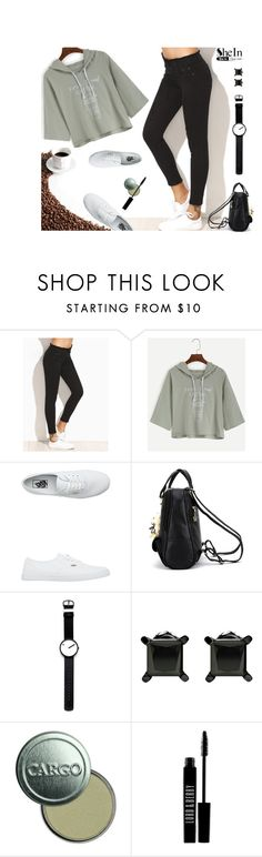 """""""Hooded T"""" by fan-addx ❤ liked on Polyvore featuring Vans, Rosendahl, CARGO, Lord & Berry and Hoodies"""