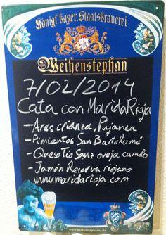 Cata maridaje de productos riojanos Maridarioja con Epicúreos