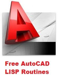 Free AutoCAD Lisp Routines | Ideas for the House | Autocad, Autocad