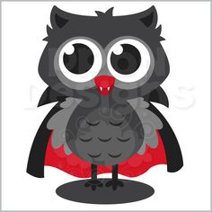 PPbN Designs - Vampire Owl (Free for Deluxe Members Only), $0.00 (http://www.ppbndesigns.com/products/vampire-owl-free-for-deluxe-members-only.html)