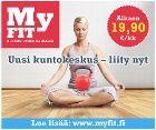 Myyrmanni proudly presents: Myfit kuntokeskus kaikille!