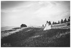 Jessie's Bridal Portrait Shoot {Bozeman Montana Wedding} Photographer} Kacie Q Photography