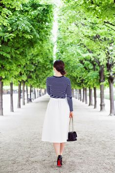"""Resort collections used to be called cruise which was probably because everyone used to take a cruise in the winter months for some fun in the sun and to prevent """"seasonal affective disorder."""" I always assumed this is why there is so much red, white, and blue and sailor stripes hitting stores in the winter. […]"""
