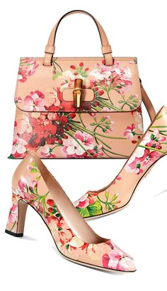 I don't typically like floral but this... GUCCI Floral 2016