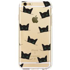 Pocket Cats Case. Sew Cute! http://thecasery.com/collections/so-fetch/products/iphone-6s-case-pocket-cats?variant=13397843203