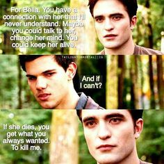 Breaking Dawn part 1 ~ Edward and Jacob Twilight Scenes, Twilight Saga Quotes, Twilight Saga Series, Twilight Edward, Twilight Cast, Twilight New Moon, Twilight Movie, Twilight Breaking Dawn, Twilight Pictures