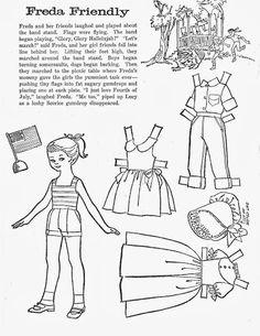 Children's Friend - Freda Friendly 1962-63 - Lorie Harding - Picasa Web Albümleri
