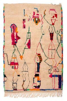 Subtle Riots Moroccan Shag Rug x Textile Fiber Art, Rug Hooking, Bold Colors, Shag Rug, Moroccan, Textiles, Kids Rugs, Wool, Pattern