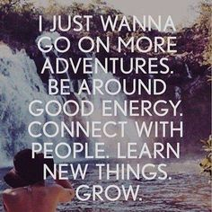Yes!!! My bucket list (aka Ultimate Adventure List) is being checked off all the time! ✨