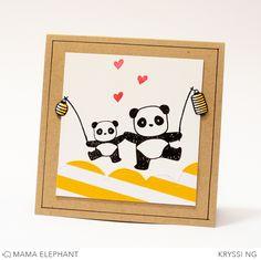 mama elephant | design blog: First Look: Pandamonium